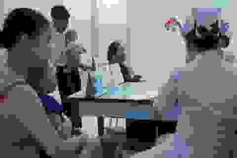 TPHCM: Triển khai tiêm tiếp 12.500 liều vắc xin Pentaxim