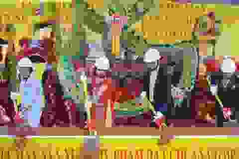 Khởi công nhà máy sản xuất mỹ phẩm đạt chuẩn cGMP – Asean