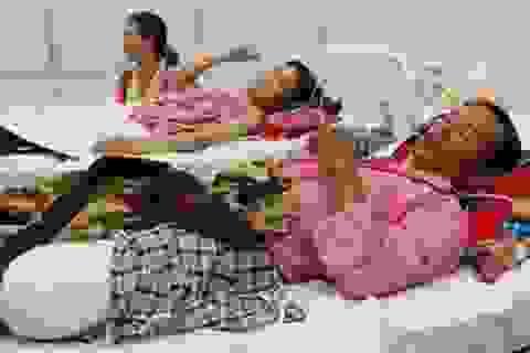 Vụ đạn nổ ở Đắk Lắk: Cha mất tay, con cụt chân