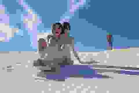 Mũi Né là một trong những điểm trượt cát lý tưởng nhất thế giới