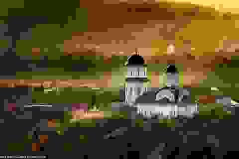 Cảnh đẹp huyền diệu bí ẩn ở quê hương ma cà rồng Dracula