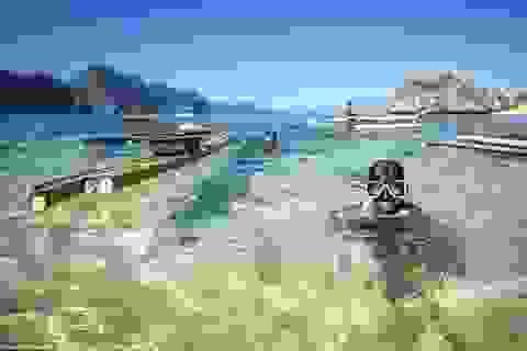 Cuộc sống của bộ tộc dành cả cuộc đời lênh đênh trên biển
