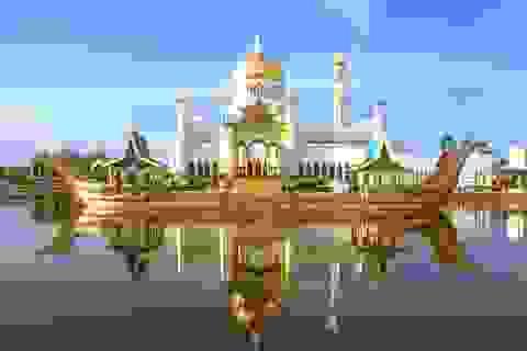 Cuộc sống giàu sang bậc nhất của Quốc vương Brunei