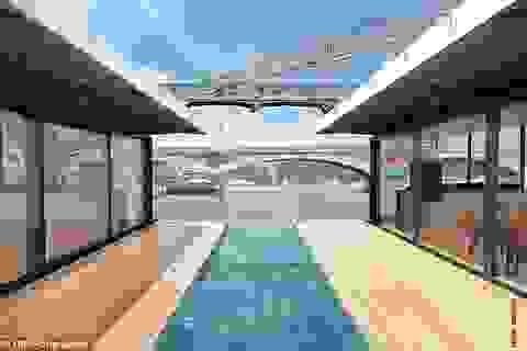 Du khách sắp được trải nghiệm qua đêm trên sông Seine