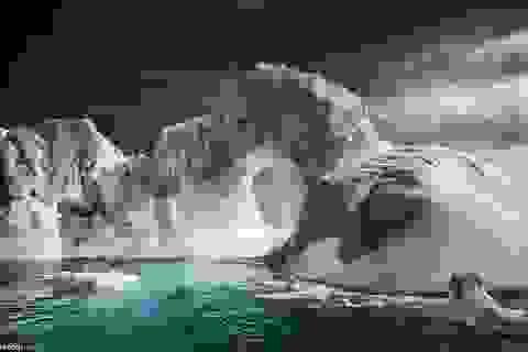Khám phá vẻ đẹp ngạt thở ở nơi có khí hậu khắc nghiệt nhất thế giới
