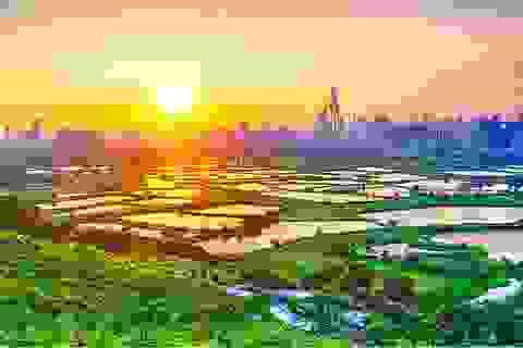Hong Kong lộng lẫy với vẻ đẹp pha trộn giữa cổ điển và hiện đại