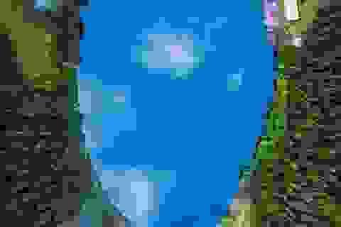 Những hình ảnh tuyệt đẹp về thế giới nhìn từ trên cao