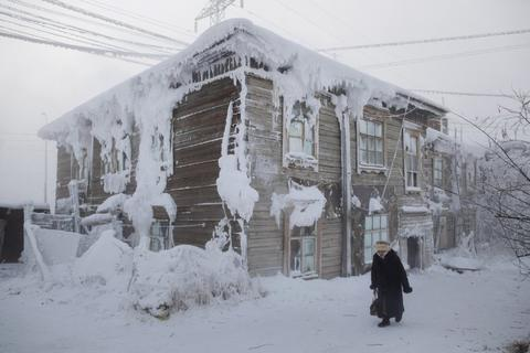 Cuộc sống ở ngôi làng lạnh nhất thế giới