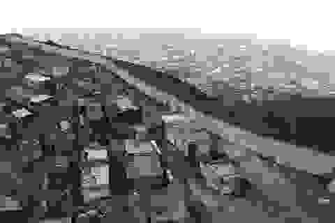 Bức tường ngăn thế giới giàu - nghèo gây tranh cãi