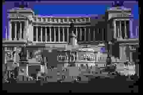 Ngược dòng thời gian nhìn lại thành Rome những năm 1960