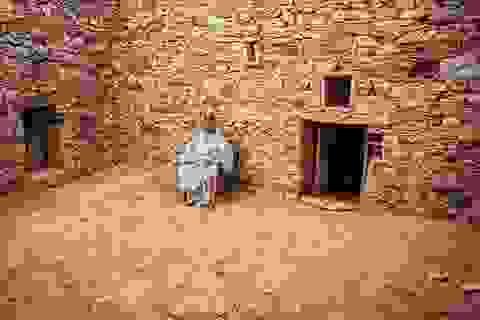 Khám phá kho báu nhân loại bị lãng quên giữa lòng sa mạc
