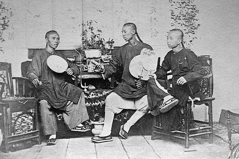 Những thước hình hiếm về Trung Quốc thế kỷ 19