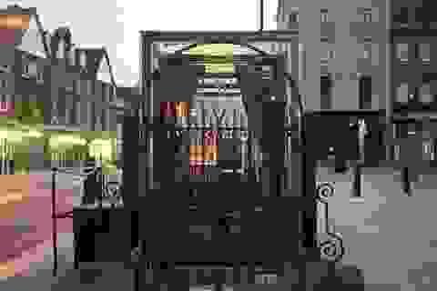Những nhà vệ sinh cổ giữa lòng London hiện đại