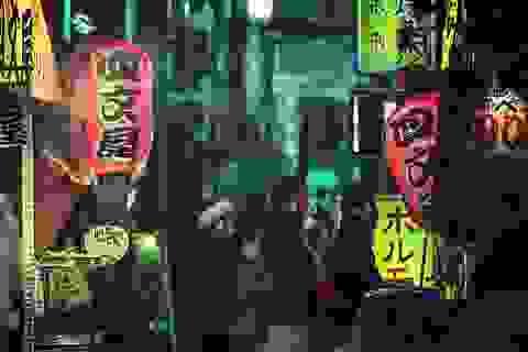 Ngắm vẻ đẹp huyền ảo của Tokyo về đêm