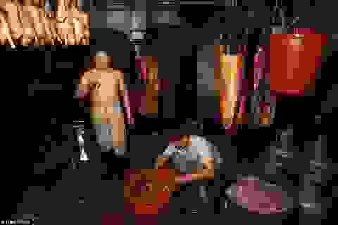 Cuộc sống ở khu ổ chuột một thời giữa Hong Kong hoa lệ