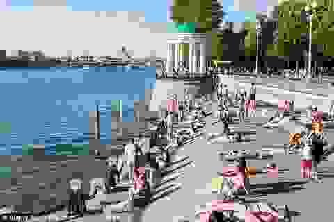 Nga mở cửa bãi biển dành cho những người không biết bơi