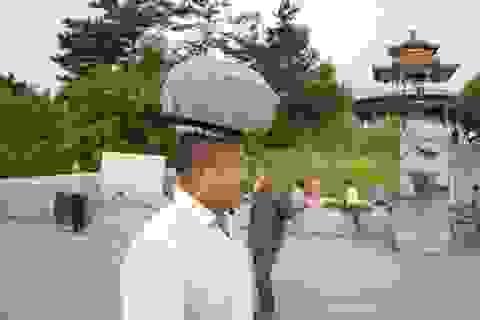 Giảm 30kg nhờ đội đá lên đầu hàng ngày