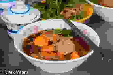 Blogger Mỹ giới thiệu món ngon Việt nhất định phải thử ở Sài Gòn (P1)