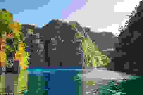"""Chiêm ngưỡng """"đảo thiên đường"""" đẹp nhất thế giới"""