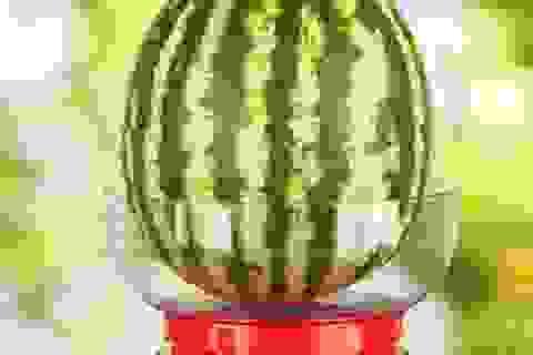 Mẹo hay chọn dưa hấu ngon giải nhiệt ngày hè