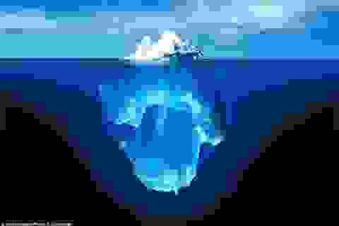 Vẻ đẹp ngoạn mục của tảng băng cổ nhất thế giới tồn tại hơn 30.000 năm