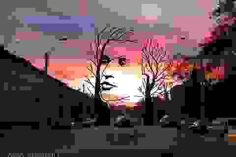 Những tác phẩm điêu khắc trên đường phố kỳ lạ và ấn tượng nhất thế giới