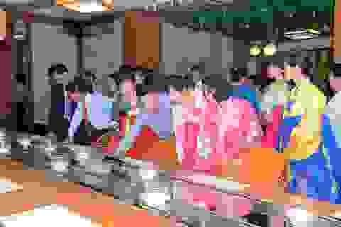 Khám phá nhà hàng sushi đầu tiên ở thủ đô Bình Nhưỡng