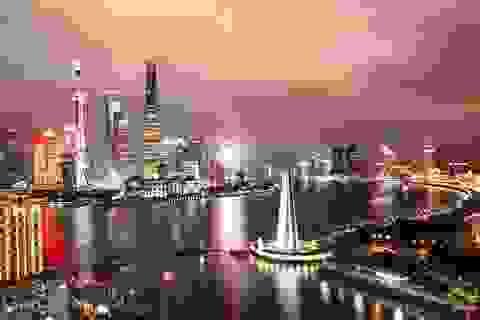 Thượng Hải là thành phố dành cho giới thượng lưu đắt đỏ nhất châu Á