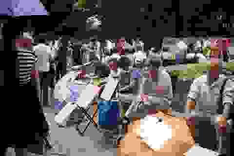 Bên trong khu chợ... mai mối hôn nhân độc đáo ở Thượng Hải