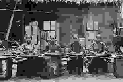 Ảnh đen trắng cực hiếm về Trung Quốc cách đây 140 năm