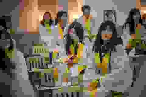 """Giới trẻ Hàn Quốc rủ nhau... """"thử chết"""""""