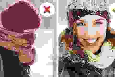 Những thói quen khiến bạn dễ ốm khi trời trở lạnh