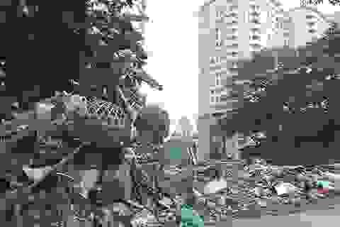 Ám ảnh cuộc sống gần mương rác thối giữa Thủ đô