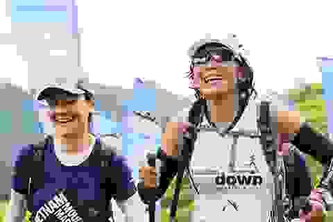 Hơn 800 VĐV tham dự cuộc đua marathon vượt núi Việt Nam 2015