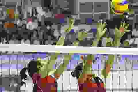 Thắng CHCDND Triều Tiên, đội tuyển bóng chuyền nữ Việt Nam gặp Trẻ Thái Lan ở bán kết
