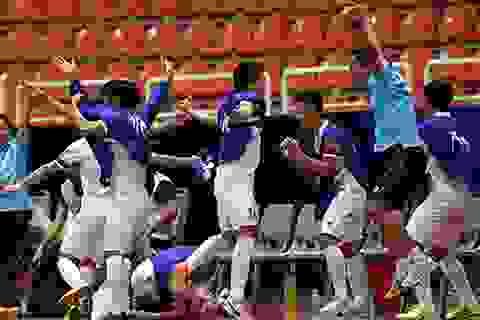 Thái Sơn Nam viết tiếp giấc mộng lịch sử ở giải futsal các CLB châu Á 2015