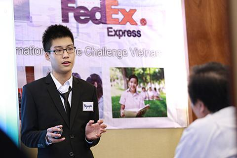 9X Việt Nam tranh tài tại cuộc thi thách thức thương mại quốc tế