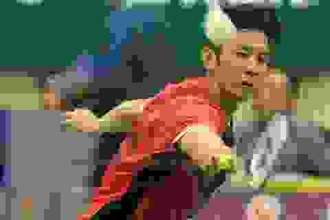 Tiến Minh vào vòng 3 giải cầu lông Việt Nam mở rộng