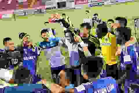 V-League 2015 hạ màn theo cách không ai ngờ tới