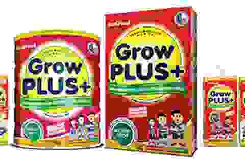 GrowPLUS+ - Dinh dưỡng hiệu quả cho trẻ suy dinh dưỡng thấp còi