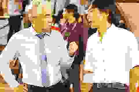 Toshiya Miura là HLV duy nhất chịu áp lực ở vòng loại World Cup