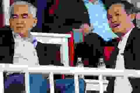 Những ông bầu khiến bóng đá Việt Nam dậy sóng năm 2015