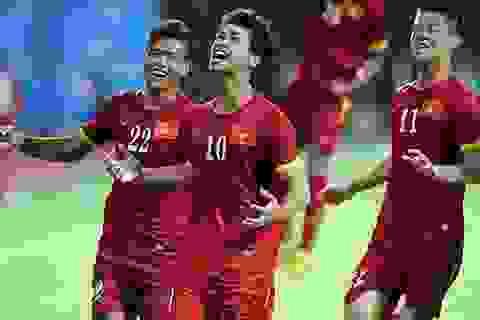 Những điểm nhấn của bóng đá Việt Nam năm 2015