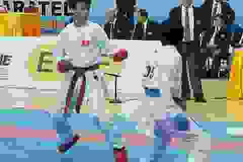 Bảo hiểm cho vận động viên Việt Nam