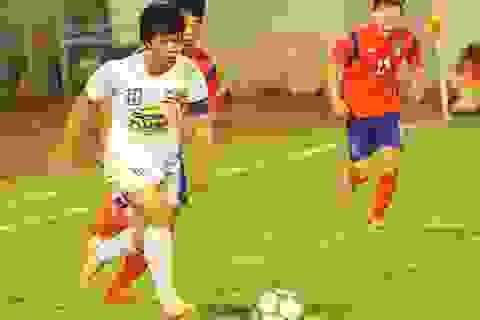 Công Phượng vô duyên, U21 HA Gia Lai thua U19 Hàn Quốc