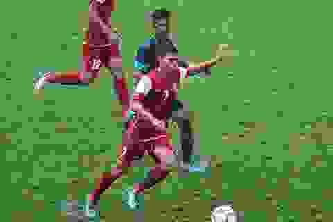 Đánh bại Singapore, U21 Việt Nam vào bán kết bằng ngôi đầu bảng