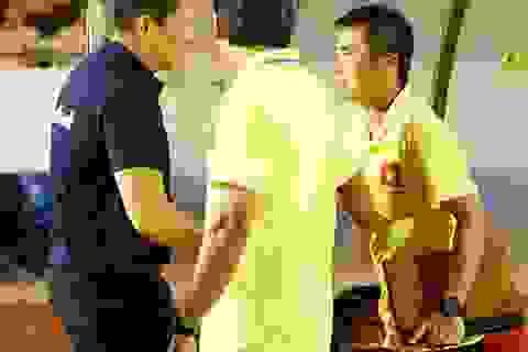 HLV U21 HA Gia Lai và U21 Việt Nam… khiên cưỡng làm lành?