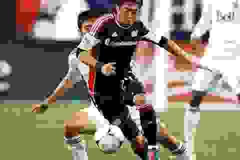 Lee Nguyễn nghiêm túc tính đến khả năng trở lại V-League