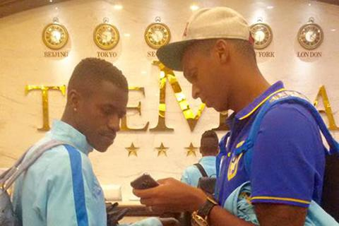 Cựu ngôi sao Chelsea ra sân trong trận đấu với B.Bình Dương