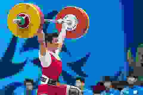 Thạch Kim Tuấn hồi phục chấn thương, đặt mục tiêu huy chương Olympic